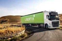 Transporte terrestre de mercancía